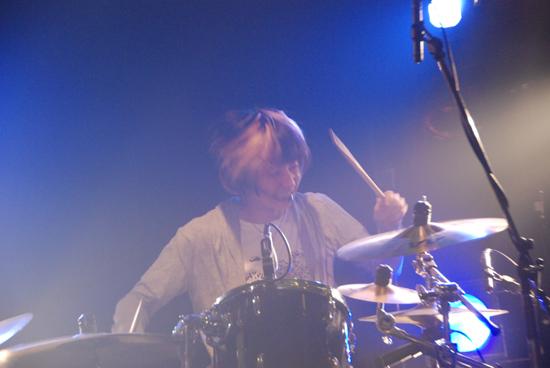 2008.7.3六本木morph   tokyoメリディアンローグ・ライブ写真